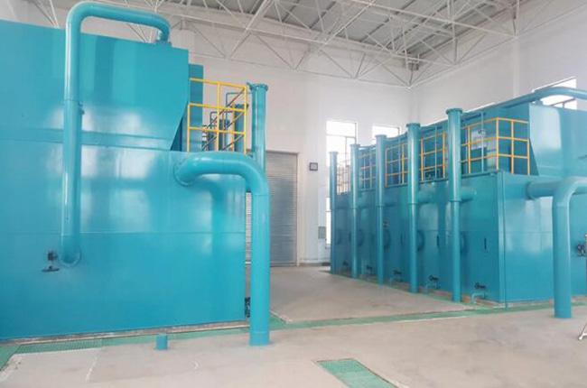 喀什莎车县农村饮用水 -体化净水+消毒